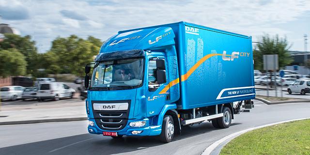 משרד הביטחון ירכוש 200 משאיות 16 טון של דאף ב-85 מיליון שקל