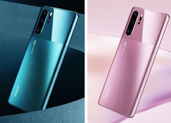 צבעיו החדשים של ה-P30 פרו, צילום: Huawei