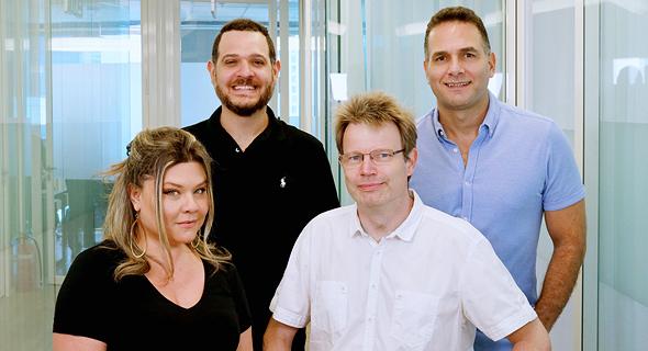 Los cofundadores de Syte. Foto: Ariel Geifman