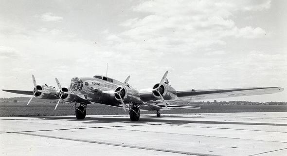 בואינג 299, אב הטיפוס של ה-B17