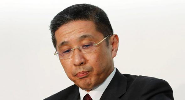 הירוטו סאיוואקה. מתפטר, צילום: רויטרס