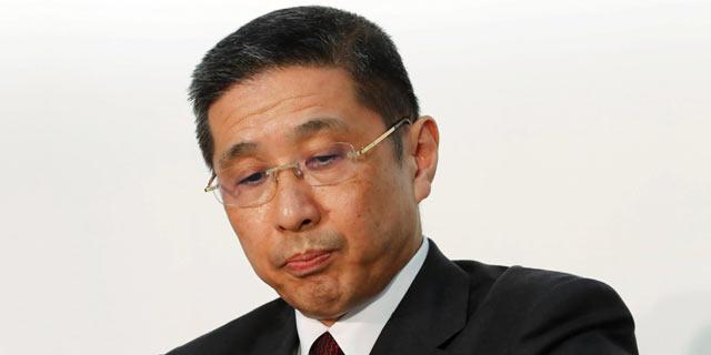 """מנכ""""ל ניסאן, הירוטו סאיקאווה, התפטר על רקע קבלת שכר מוגזם"""