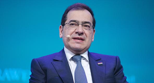 שר האנרגיה והנפט המצרי טארק אל מולא, צילום: בלומברג