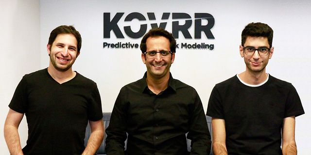 Cybersecurity Startup Kovrr Raises $5.5 Million