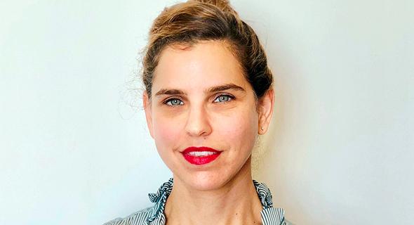 אביטל עשת, מנהלת תחום כלכלה במשרד להגנת הסביבה, צילום: דניאלה זגמן