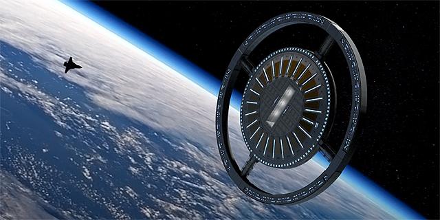 הכל כלול, במסלול היקפי: מלון יוקרה ישוגר לחלל עד 2025