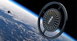 תחנת החלל של גייטוויי, הדמיה: Gateway Foundation