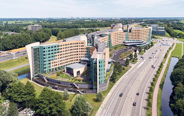 נכס שרכשה אספן בהולנד, עם מיטב דש ומנורה מבטחים. מושכר לחברה־בת של KPMG