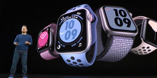 אפל ווטש, סדרה חמישית, צילום: Apple