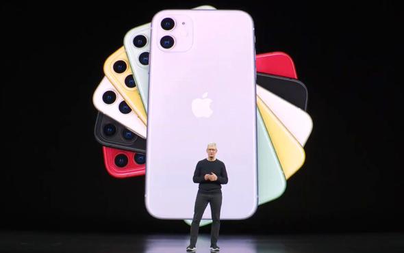 אייפון 11 לגווניו, צילום: Apple