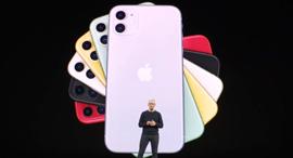 האייפון 11 מוביל את ההצלחה של אפל, צילום: Apple