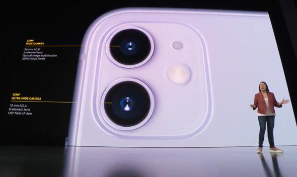 מצלמת האייפון החדש