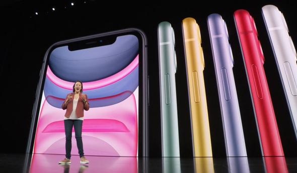 אייפון 11 של אפל