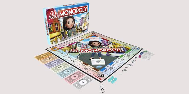 מיס מונופול, צילום: Hasbro