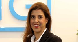 """יפעת רייטר מנכ""""לית חדשה של AIG ישראל, צילום: סיון פרג'"""