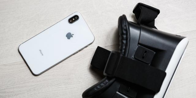 דיווח: אפל מבצעת בדיקות פנימיות למשקפי AR מבוססי אייפון