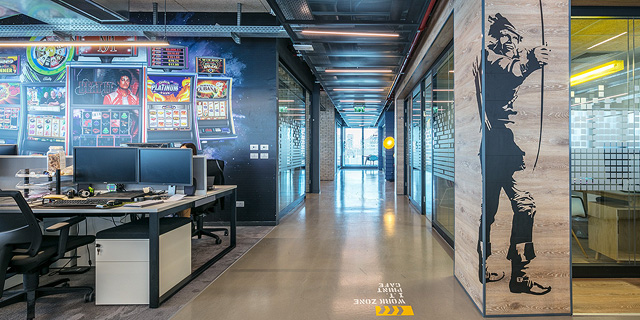 SciPlay מתרחבת: שכרה את הקומה ה-27 במגדל אמות אטריום