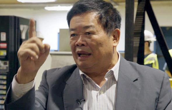 המשקיע הסיני, צ'או דוואנג, צילום: Nerflix