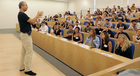 """פרד קופמן, סמנכ""""ל פיתוח מנהיגות בגוגל"""