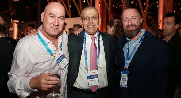 משמאל יגאל רותם ואמיר הלוי, צילום: אוראל כהן