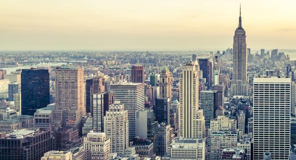 ניו יורק. העיר בה מספר התושבים הרב ביותר באזור מועד להצפות