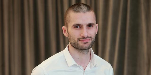 Loop founder and CEO Wasim Abu Salem. Photo: Orel Cohen