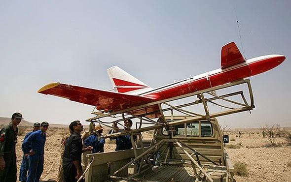 """מזל""""ט האבאביל T, עליו מבוססים הכלים שתקפו בסעוודיה, צילום:"""