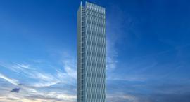 הדמיית המגדל במתחם כורזין, צילום: יסקי מור סיון