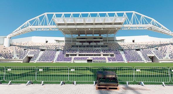 איצטדיון בלומפילד המחודש, צילום: שאטרסטוק