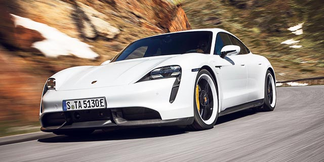 Porsche to Incorporate Israel-based Tactile Mobility Tech in Future Cars