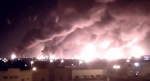 פיצוץ במתקן נפט בסעודיה, החודש