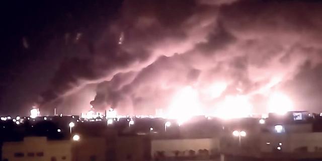"""אחרי המתקפה על מתקני הנפט: ארה""""ב תשלח כוחות גדולים לסעודיה"""