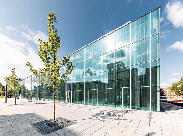 מוזיאון הבאוהאוס. 31 מיליון דולר, צילום: Hartmut Boesener