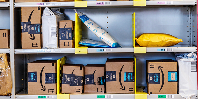 Israel Post to Ship Amazon Packages in Israel