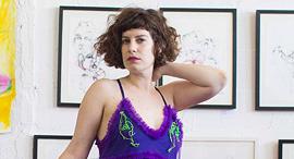 מעצבת האופנה שחר אבנט , צילום: תומי הרפז
