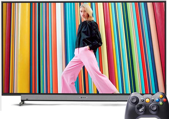 הטלוויזיה של מוטורולה, צילום: Motorola