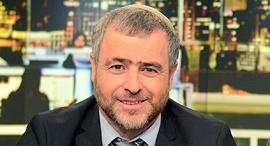 שמעון ריקלין פובליציסט איש תקשורת פעיל ימין ו ארכאולוג , צילום: באדיבות ערוץ 20