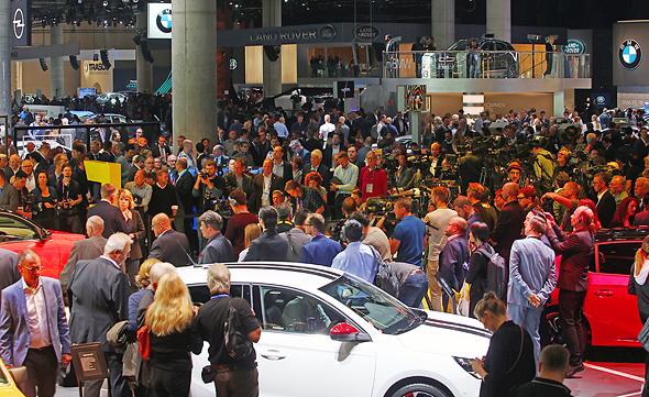 תערוכת רכב פרנקפורט 2019