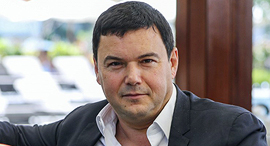תומאס פיקטי, צילום: scmp.com