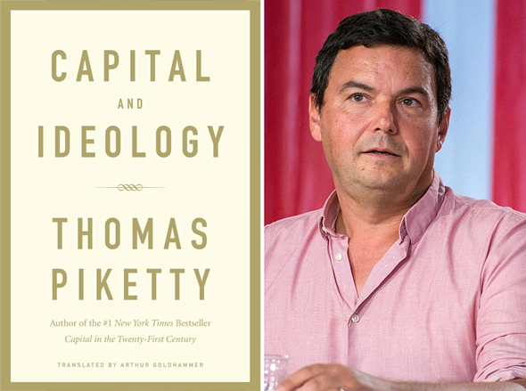 """פיקטי וספרו החדש, """"הון ואידאולוגיה"""""""