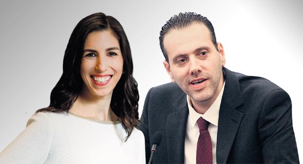 """ח""""כ מיקי זוהר הלוביסטית של פייסבוק ישראל ג'ורדנה קטלר, צילומים: עמית שעל, עומר מסינגר"""