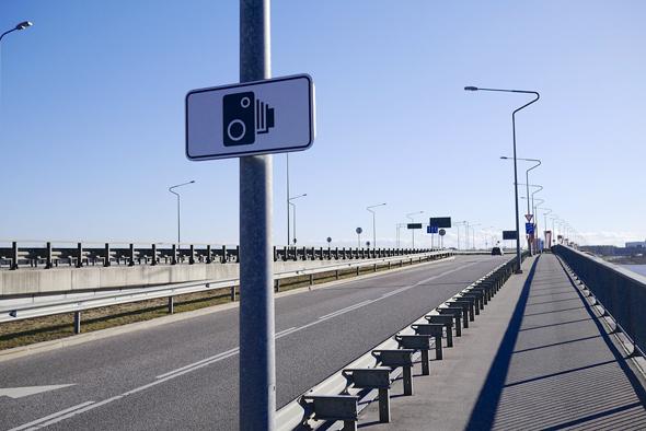 A traffic camera. Photo: Pixabay