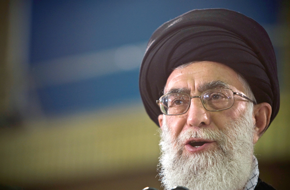 Supreme Leader Ali Khamenei ordered in 2012 to set up the Supreme Council of Virtual Space. Photo: Reuters
