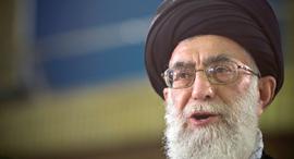 עלי חמינאי מנהיג רוחני איראן , צילום: רויטרס