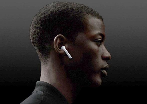 האיירפודס החדשות הפכו ללהיט, צילום: apple