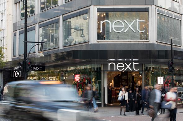 חנות של נקסט