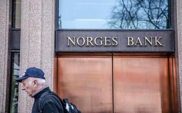 הבנק המרכזי של נורבגיה