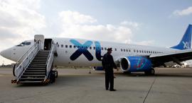 מטוס של XL איירווייס, צילום: רויטרס