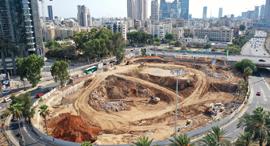 מגדל השחר מטה הפועלים גבעתיים 2, צילום: אוראל כהן