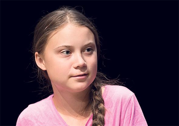 גרטה טונברג , צילום: אי פי איי